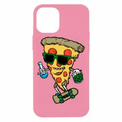 Чехол для iPhone 12 mini Rasta pizza