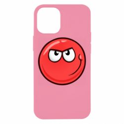 Чехол для iPhone 12 mini Red Ball game