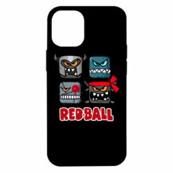 Чехол для iPhone 12 mini Red ball heroes