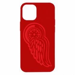 Чехол для iPhone 12 mini Red Wings