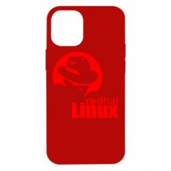 Чехол для iPhone 12 mini Redhat Linux