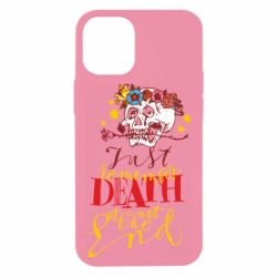 Чехол для iPhone 12 mini Remember death is not the end