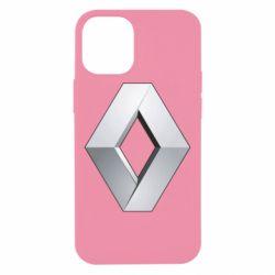Чохол для iPhone 12 mini Renault Logo