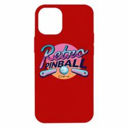 Чехол для iPhone 12 mini Retro pinball