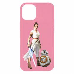 Чехол для iPhone 12 mini Rey BB 8