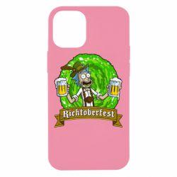 Чехол для iPhone 12 mini Ricktoberfest