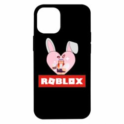 Чехол для iPhone 12 mini Roblox Bunny Girl Skin