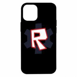 Чохол для iPhone 12 mini Roblox mini logo