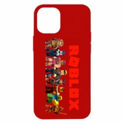 Чохол для iPhone 12 mini Roblox team