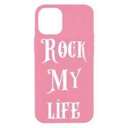 Чехол для iPhone 12 mini Rock my life