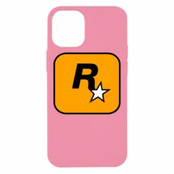 Чохол для iPhone 12 mini Rockstar Games logo