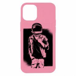 Чехол для iPhone 12 mini Рок Космонавт