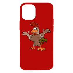 Чохол для iPhone 12 mini Rooster
