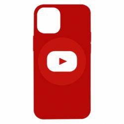 Чохол для iPhone 12 mini Round logo