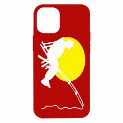 Чехол для iPhone 12 mini Рыбак