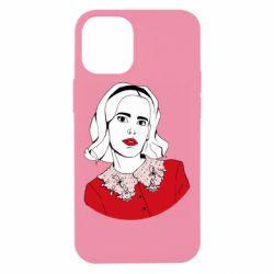 Чехол для iPhone 12 mini Sabrina art