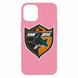 Чохол для iPhone 12 mini San Jose Sharks