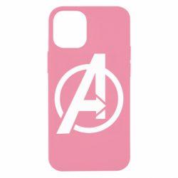 Чохол для iPhone 12 mini Сaptain Аmerica logo