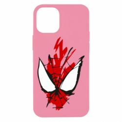 Чохол для iPhone 12 mini Сareless art Spiderman