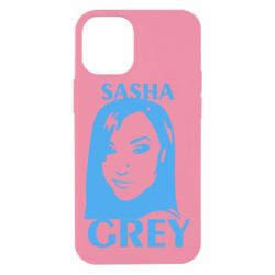 Чохол для iPhone 12 mini Sasha Grey