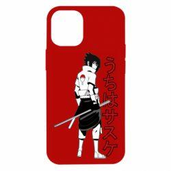 Чохол для iPhone 12 mini Sasuke Art