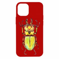 Чехол для iPhone 12 mini Scarab beetle