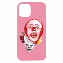 Чохол для iPhone 12 mini Scary Clown