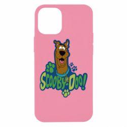 Чехол для iPhone 12 mini Scooby Doo!