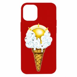Чохол для iPhone 12 mini Sea ice cream