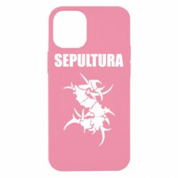 Чохол для iPhone 12 mini Sepultura
