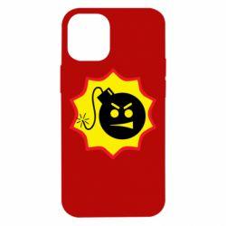 Чехол для iPhone 12 mini Serious Sam