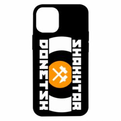 Чехол для iPhone 12 mini Shakhtar Donetsk