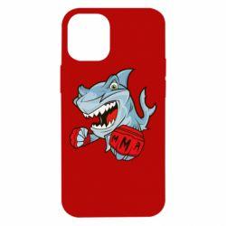 Чохол для iPhone 12 mini Shark MMA