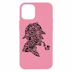 Чохол для iPhone 12 mini Sherlock Holmes