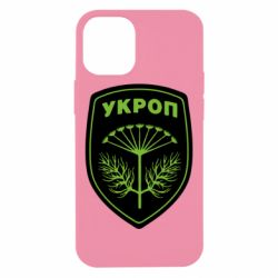 Чехол для iPhone 12 mini Шеврон Укропа