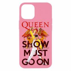 Чохол для iPhone 12 mini Show must go on