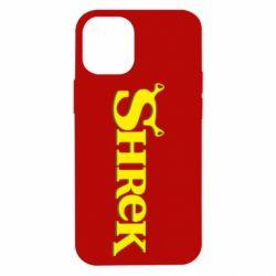 Чехол для iPhone 12 mini Shrek