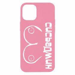 Чехол для iPhone 12 mini Сисьадмин