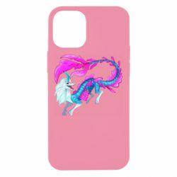 Чохол для iPhone 12 mini Sisu Water Dragon