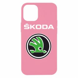 Чохол для iPhone 12 mini Skoda