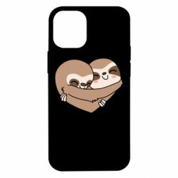 Чохол для iPhone 12 mini Sloth lovers