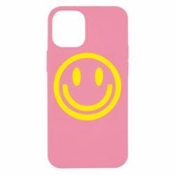 Чехол для iPhone 12 mini Смайлик