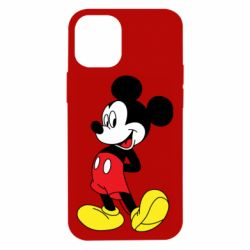Чехол для iPhone 12 mini Smiling Mickey