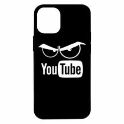 Чехол для iPhone 12 mini Смотрю ютюб