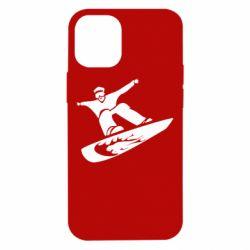Чохол для iPhone 12 mini Snow Board