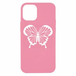 Чехол для iPhone 12 mini Soft butterfly