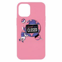 Чохол для iPhone 12 mini Sorry we're closed