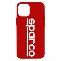 Чехол для iPhone 12 mini Sparco