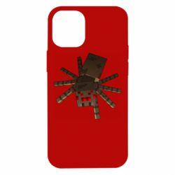 Чохол для iPhone 12 mini Spider from Minecraft