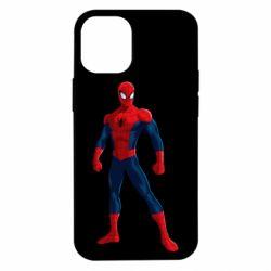 Чохол для iPhone 12 mini Spiderman in costume